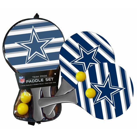Dallas Cowboys - Team Pride Paddle Ball Set