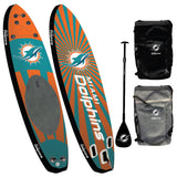 Miami Dolphins - Team Pride Inflatable Stand Up Paddle Board