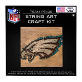 Philadelphia Eagles - Team Pride String Art Kit