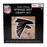 Atlanta Falcons - Team Pride String Art Kit