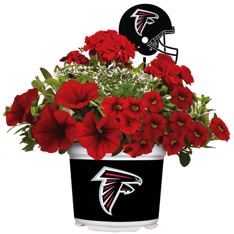 Atlanta Falcons - Summer Flower Mix