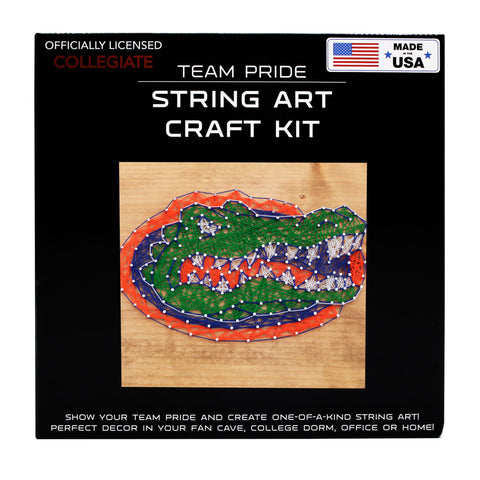 Florida Gators - Team Pride String Art Kit