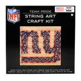 New York Giants - Team Pride String Art Kit