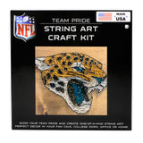 Jacksonville Jaguars - Team Pride String Art Kit