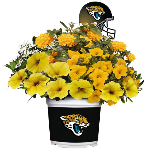 Jacksonville Jaguars - Summer Flower Mix