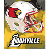 Louisville Cardinals - Team Pride Paint By Numbers Craft Kit