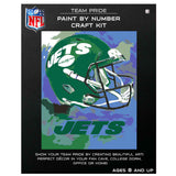 New York Jets - Team Pride Paint By Numbers Craft Kit