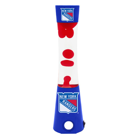 New York Rangers -<br>Team Pride Magma Lamp