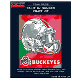 Ohio State Buckeyes - Team Pride Paint By Numbers Craft Kit