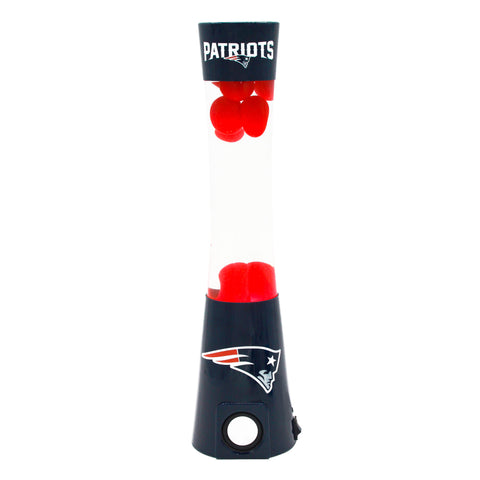 New England Patriots -<br>Team Pride Magma Lamp