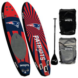 New England Patriots - Team Pride Inflatable Stand Up Paddle Board