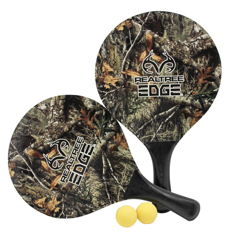 Realtree - Paddle Ball Set