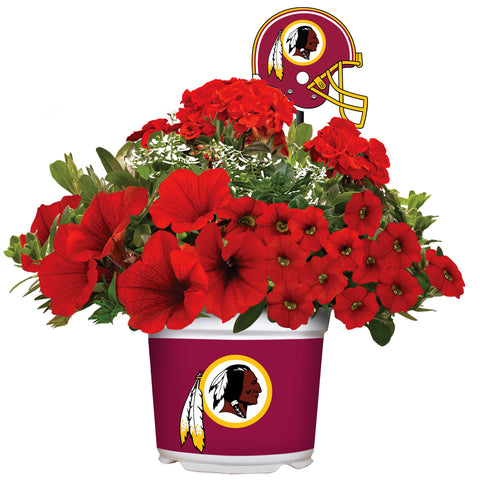 Washington Redskins - Summer Flower Mix