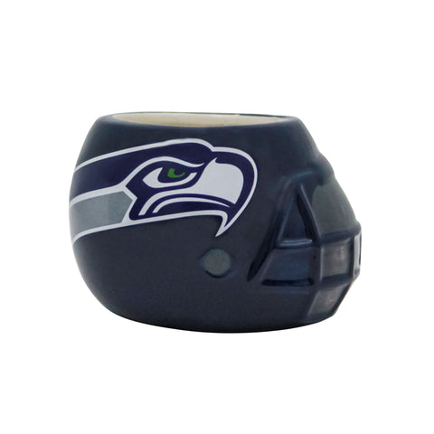 Seattle Seahawks - Ceramic Helmet Planter – Empty Planter