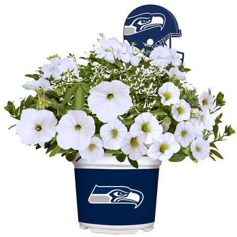 Seattle Seahawks - Summer Flower Mix