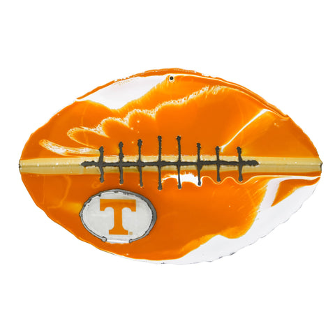 Tennessee Volunteers - Team Pride Recycled Metal Wall Art Football