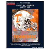 Tennessee Volunteers - Team Pride Paint By Numbers Craft Kit