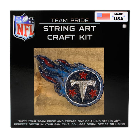 Tennessee Titans - Team Pride String Art Kit