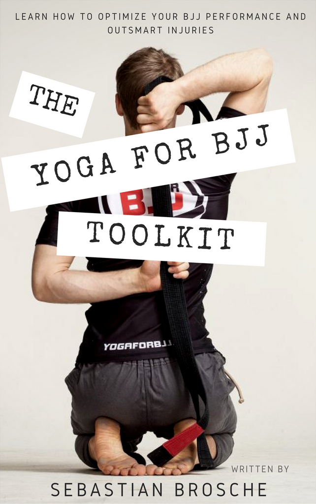 Yoga for BJJ eBook