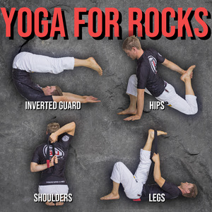 Yoga for Rocks : Volumes 1-4. <Digital Download>