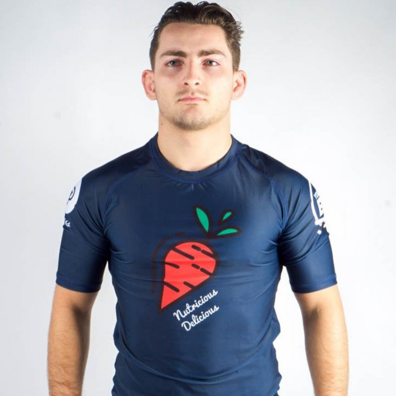 Yoga for BJJ - Greens Rashguard
