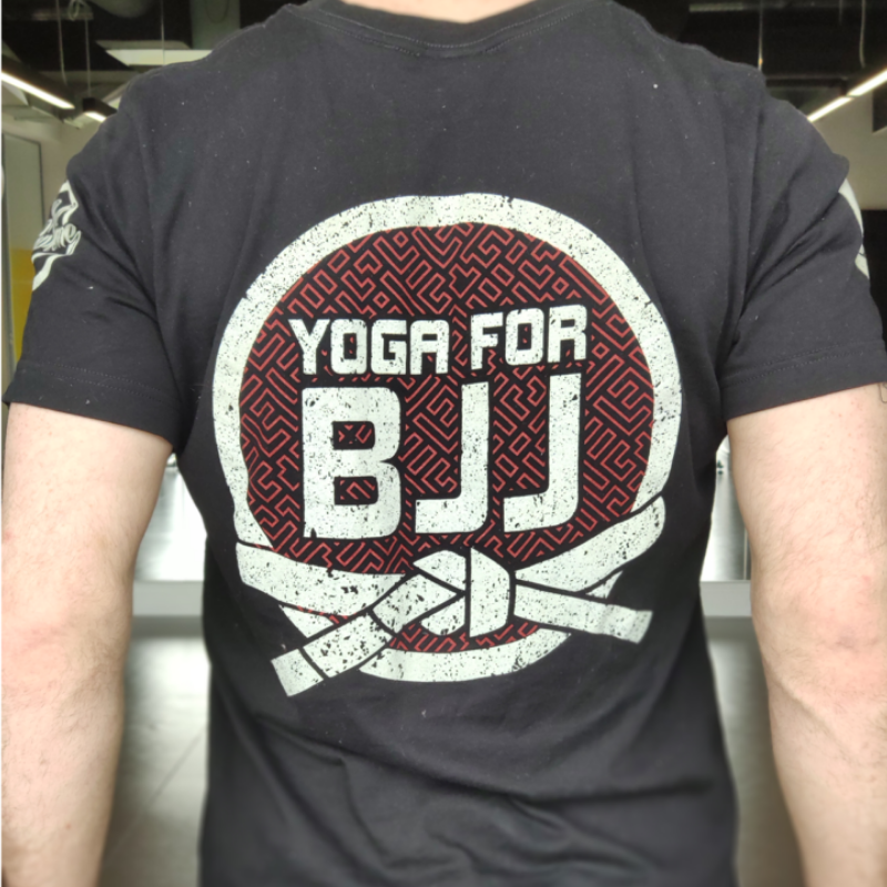 Yoga for BJJ T-Shirt