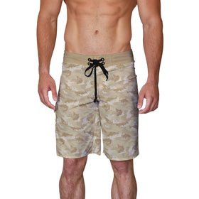 Redfish Camo Board Shorts