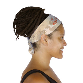 Redfish Camo Headband