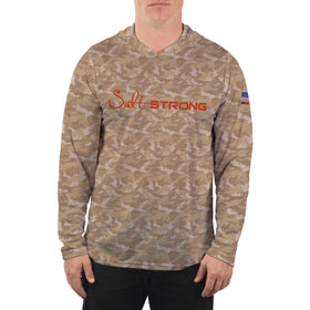 Redfish Camo Performance Hoodie