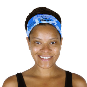 Snook Camo Headband