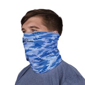 Snook Camo Neck Gaiter