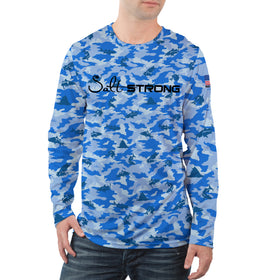 Snook Camo Performance Shirt
