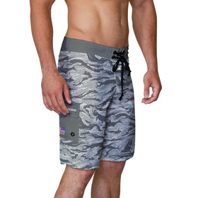 Tarpon Camo Board Shorts
