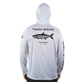 Tarpon Strong Performance Hoodie