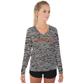 Tarpon Camo Performance Shirt