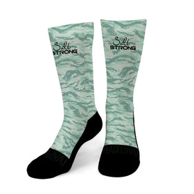 Trout Camo Socks