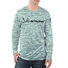 Trout Camo Performance Shirt