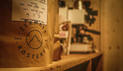 ZERMATT ROSTEREI By Danny Frith,  Foodies / Resort Guides