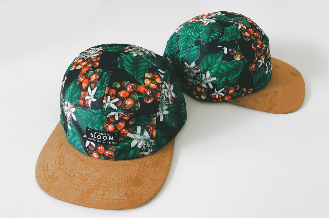 Let Coffee Bloom Hat
