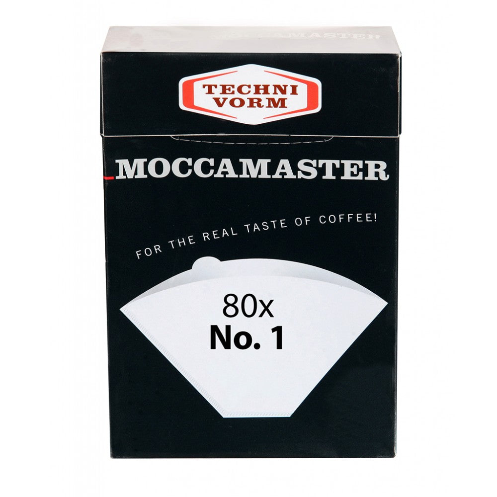 Moccamaster Paper Filter for Cup One (No.1)