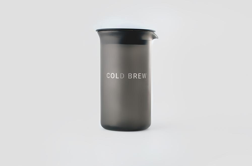 COLD BREW GOAT