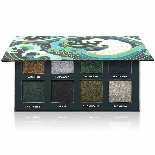 Aquaholic Eyeshadow Palette
