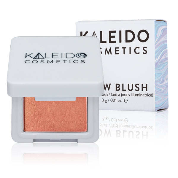 Glow Blush - Cherry Gold