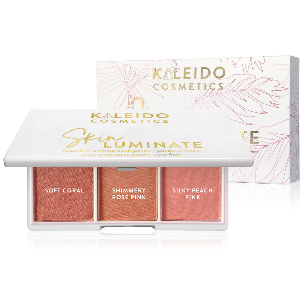Skinluminate - Superfine Luminous Blush Palette
