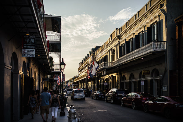 best places to live for outdoors New Orleans