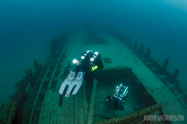 colonel ab williams great lakes shipwreck
