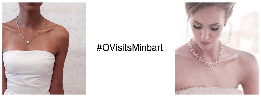 THE O JEWELRY VISITS MINBART