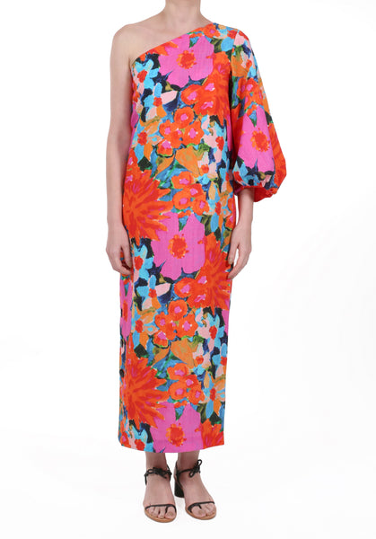 EMILIE PRINTED DRESS