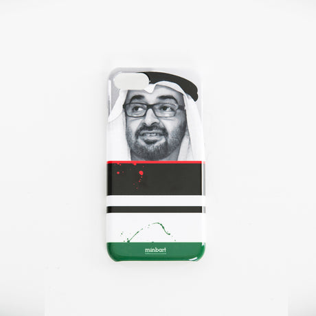 SHEIKH MOHAMMED BIN ZAYED AL NAHYAN IPHONE 7 COVER
