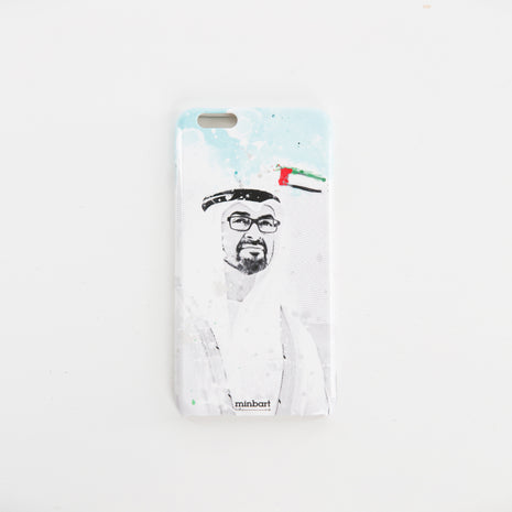 SHEIKH MOHAMMED BIN ZAYED AL NAHYAN IPHONE 6+ COVER